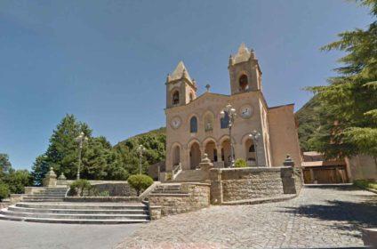 Santuario di Gibilmanna a Cefalù