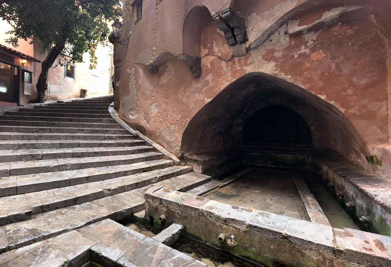 lavatoio medievale cefalù