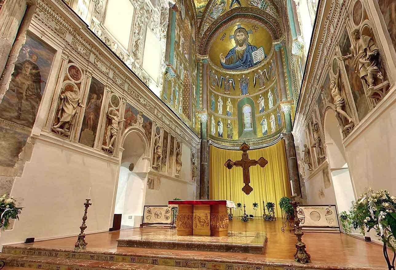 Cattedrale della Trasfigurazione Cefalù