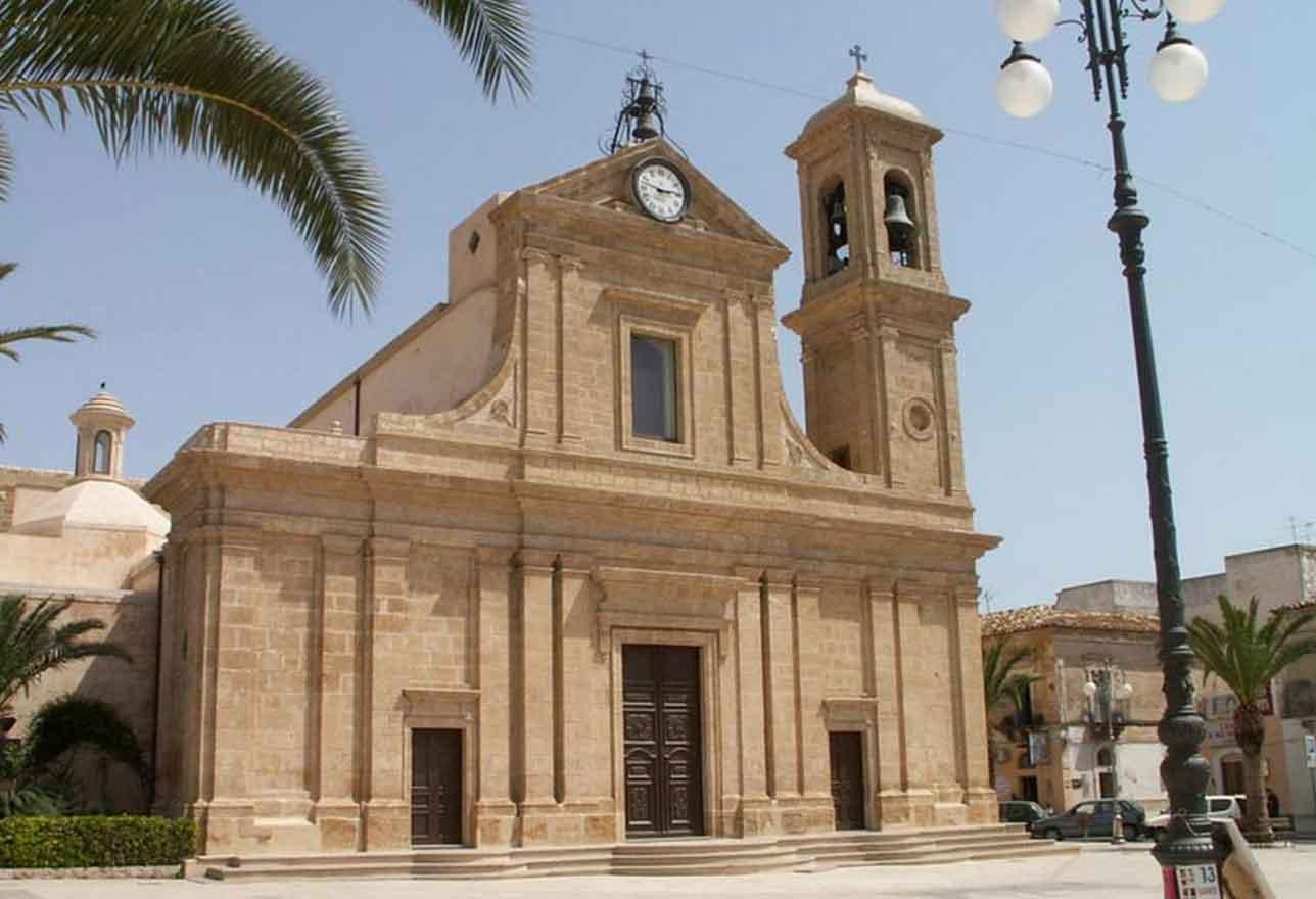 chiesa madre santa croce camerina
