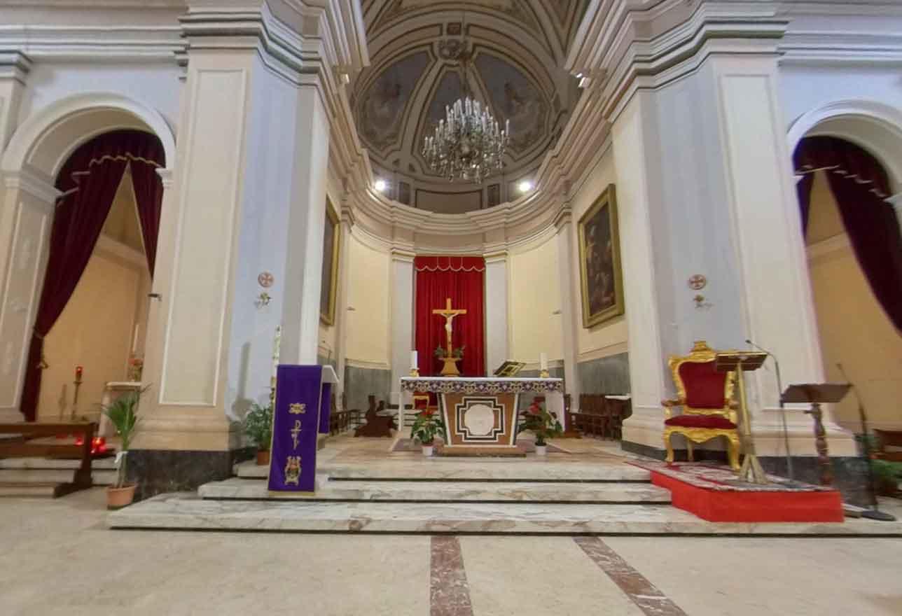 chiesa san giovanni battista santa croce camerina