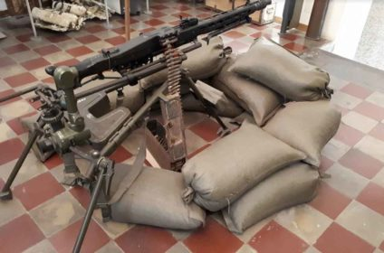 chiaramonte gulfi museo dei cimeli storico militari
