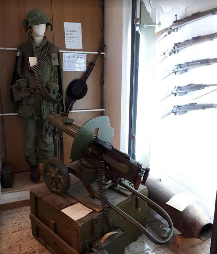 museo dei cimeli storico militari di chiaramonte gulfi