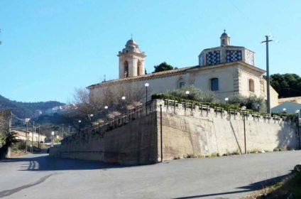 Santuario della Beata Maria Vergine a Chiaramonte Gulfi