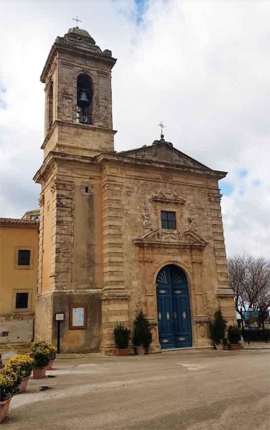 Santuario della Beata Maria Vergine di Chiaramonte Gulfi