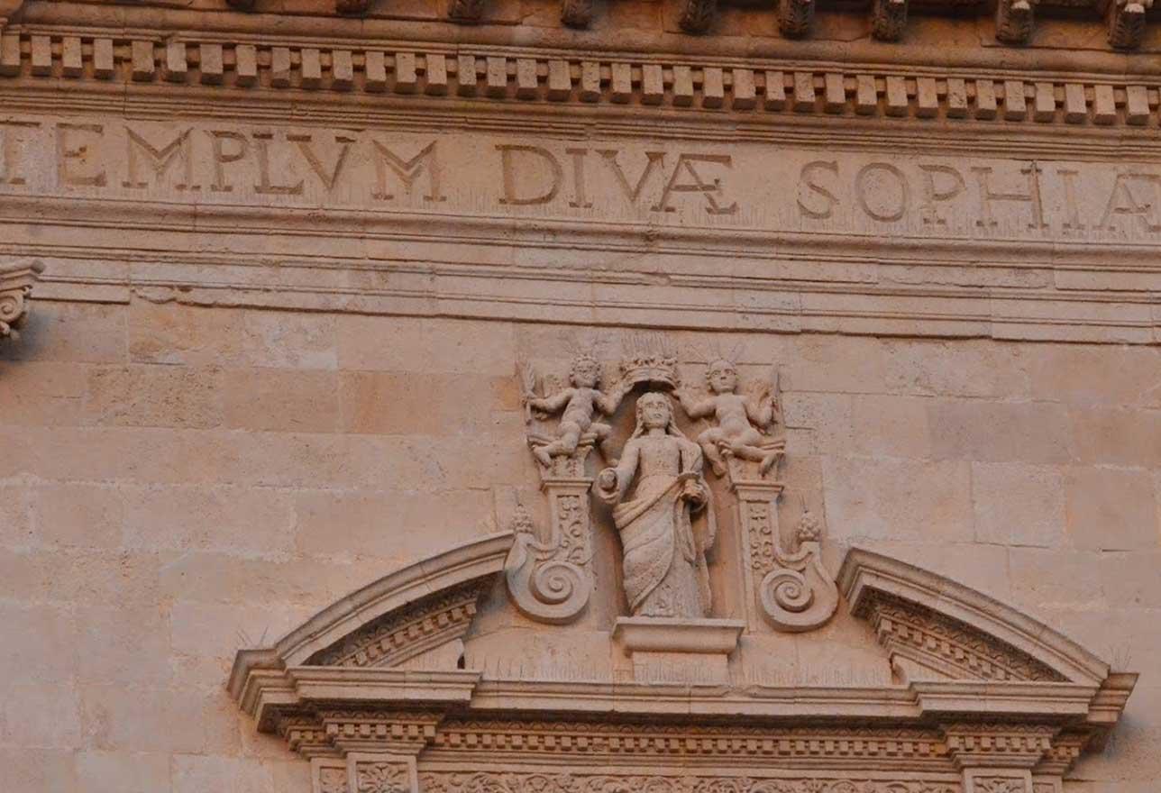 Chiesa di Santa Sofia a Sortino