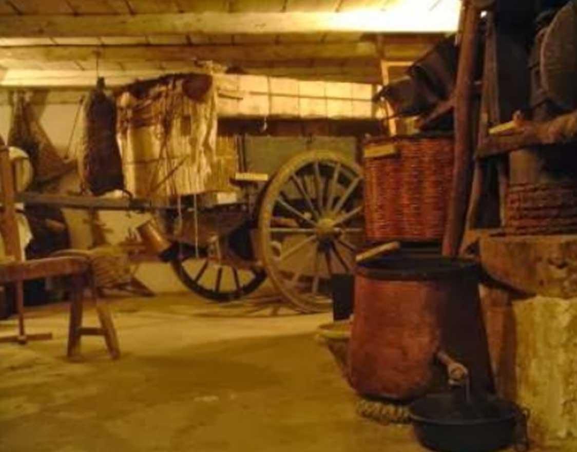 Casa dell'Apicoltura a Sortino