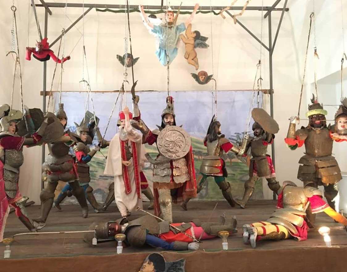 Museo Opera dei Pupi a Sortino