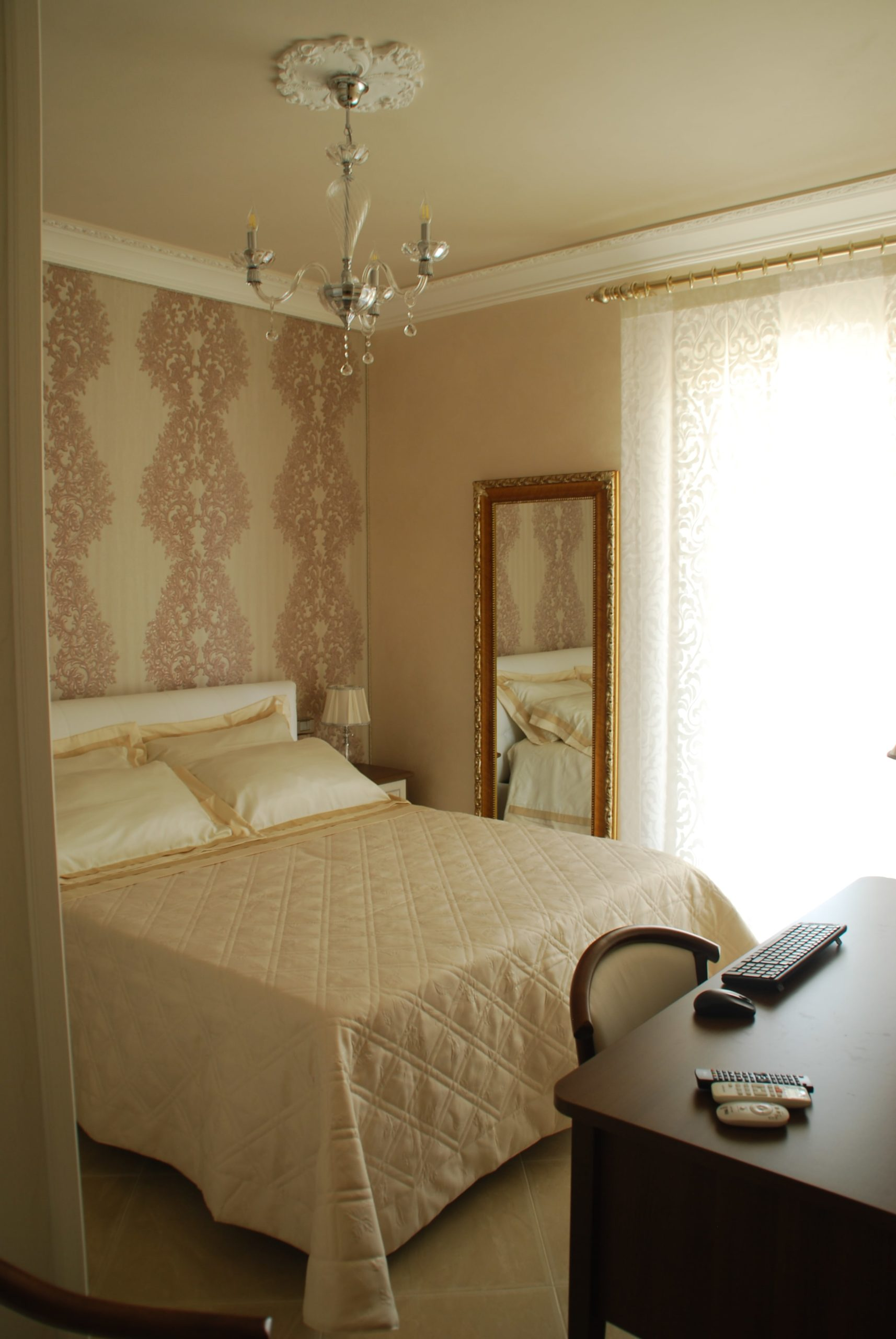 Galatea - Deluxe Double Room With Terrace