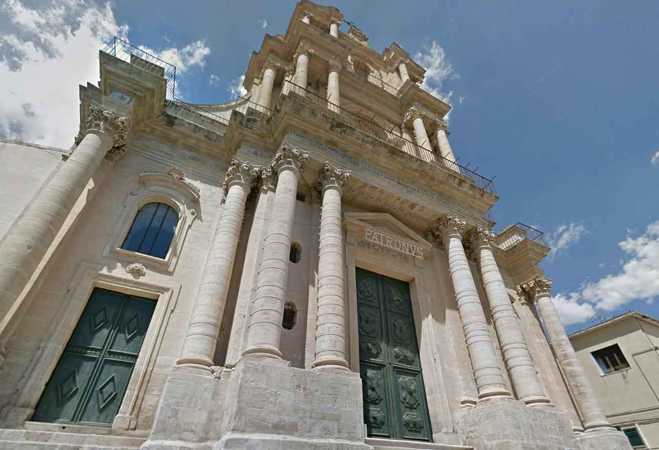 Chiesa San Bartolomeo Giarratana