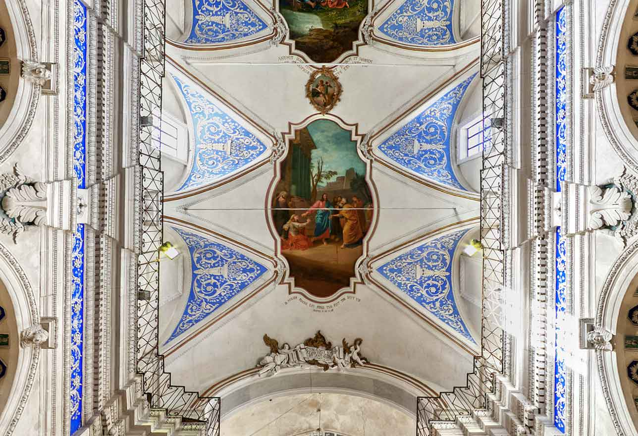 Interno Chiesa San Bartolomeo Giarratana
