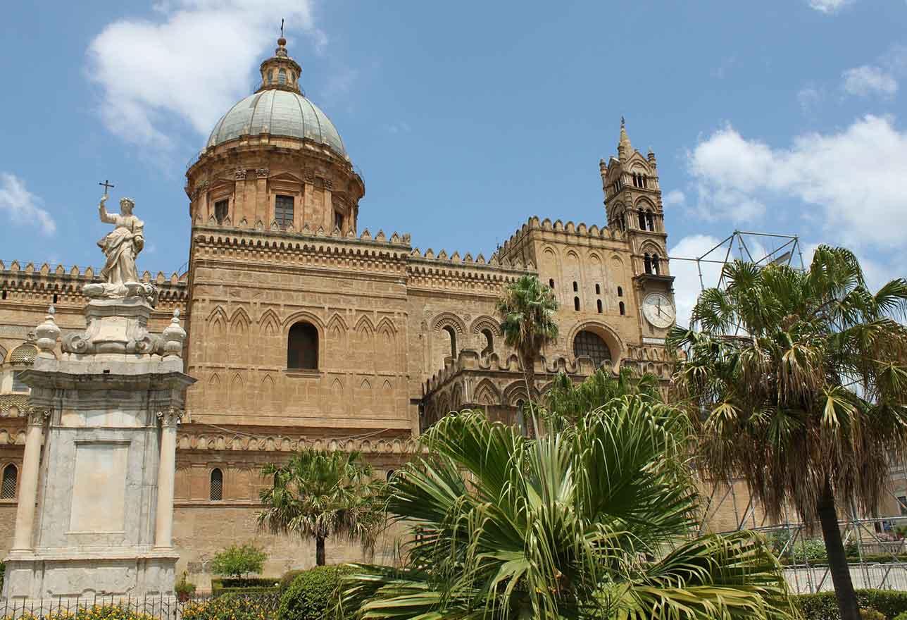cattedrale palermo sicilia