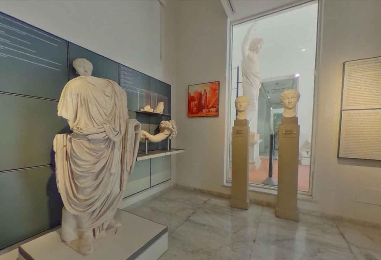museo archeologico antonio salinas palermo