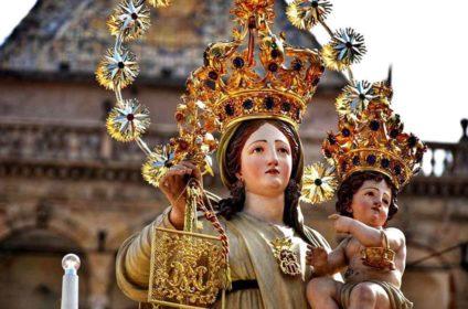 Festa Maria Ss Della Mercede Palermo