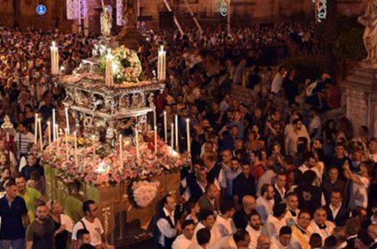festa di santa rosalia palermo