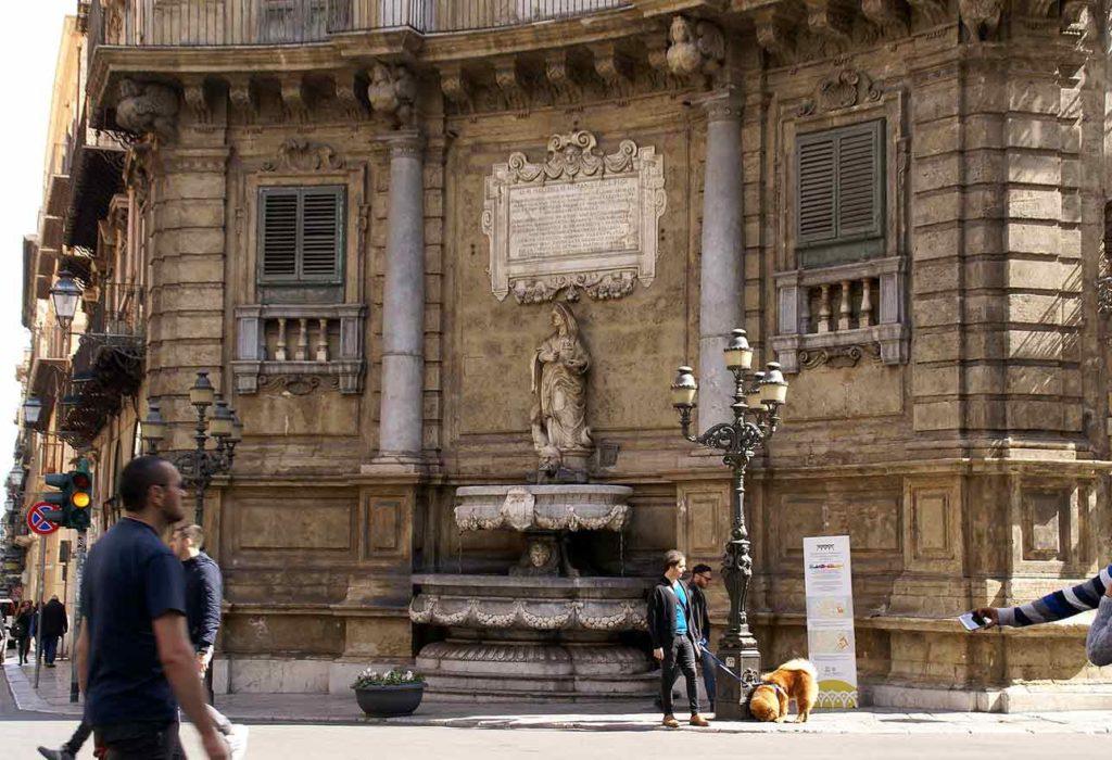 Quartiere La Loggia a Palermo