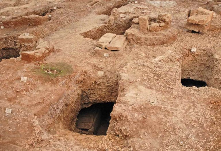 Necropoli Punica a Palermo