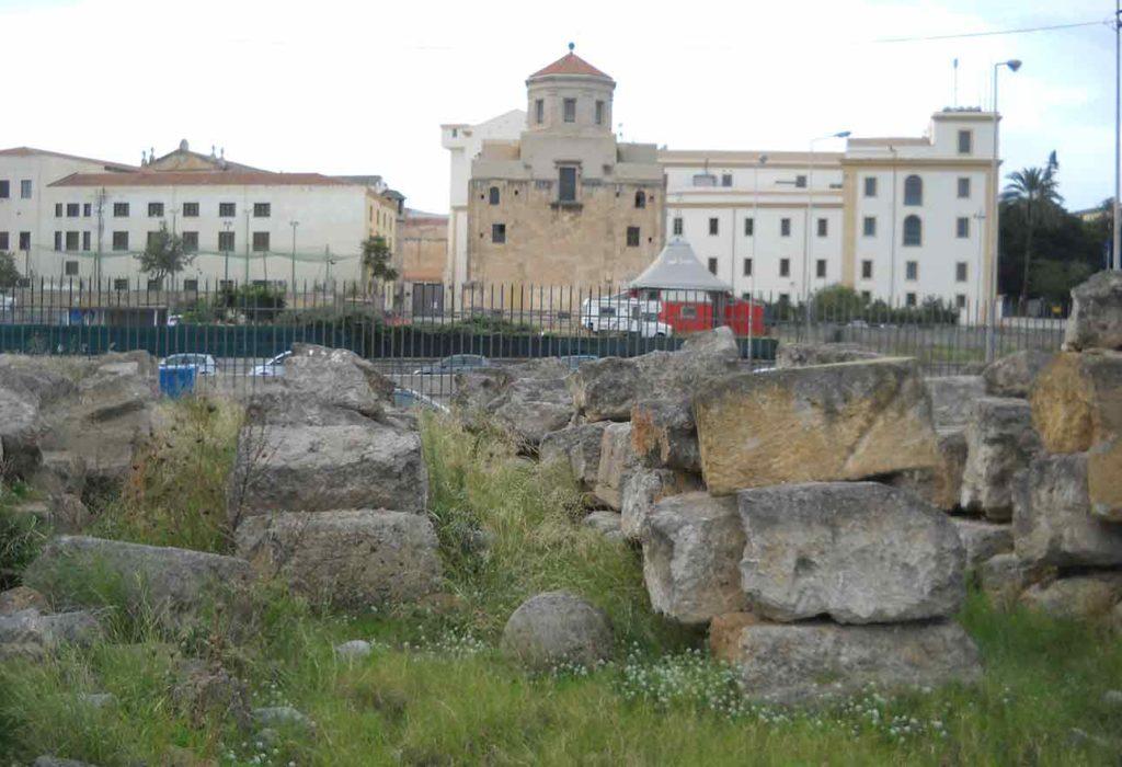 Parco Archeologico del Castellammare a Palermo