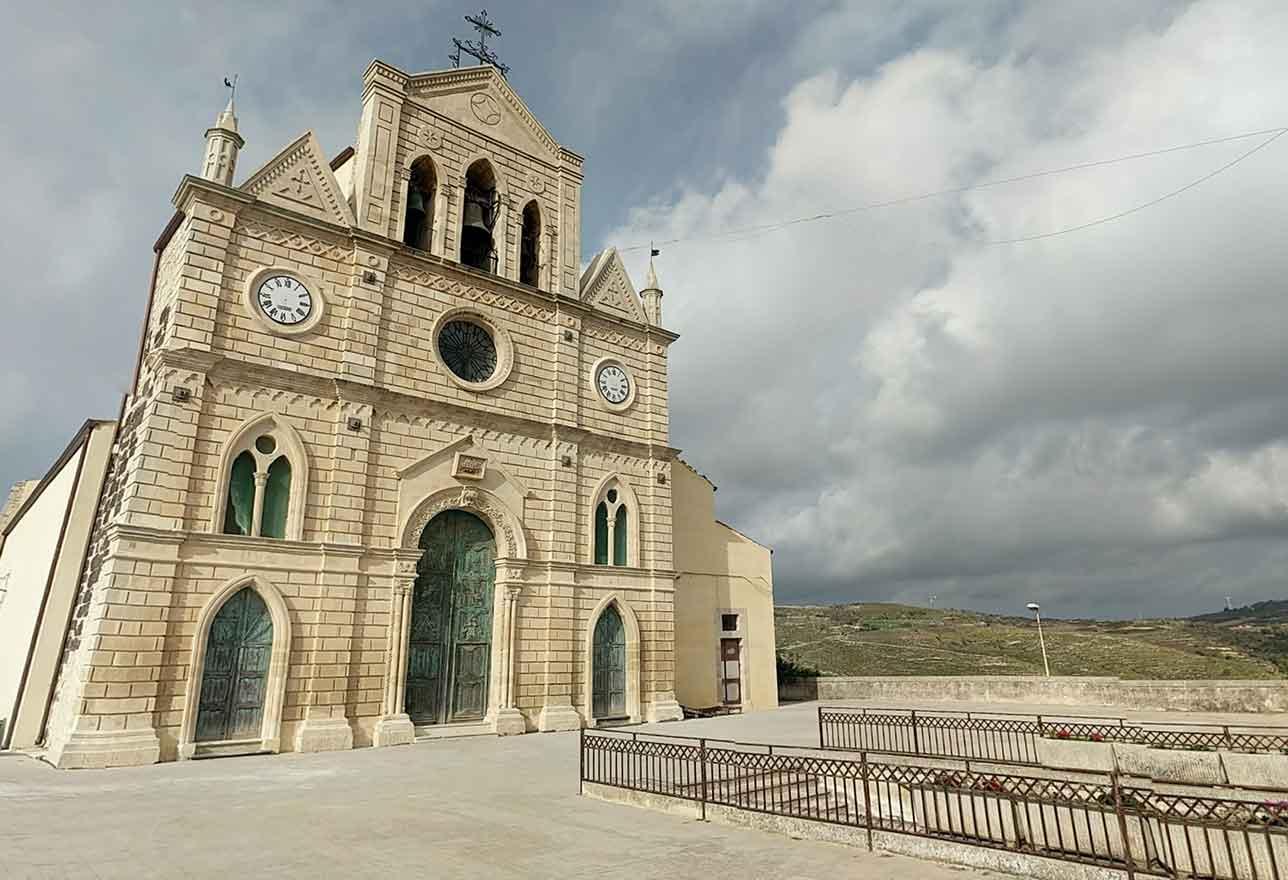 Chiesa Madre di Maria Santissima Assunta Monterosso Almo