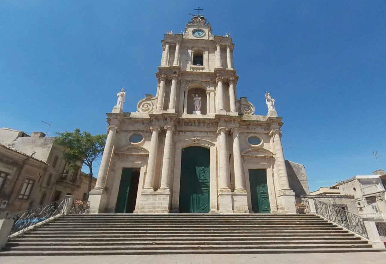 Basilica di San Giovanni Battista Monterosso Almo