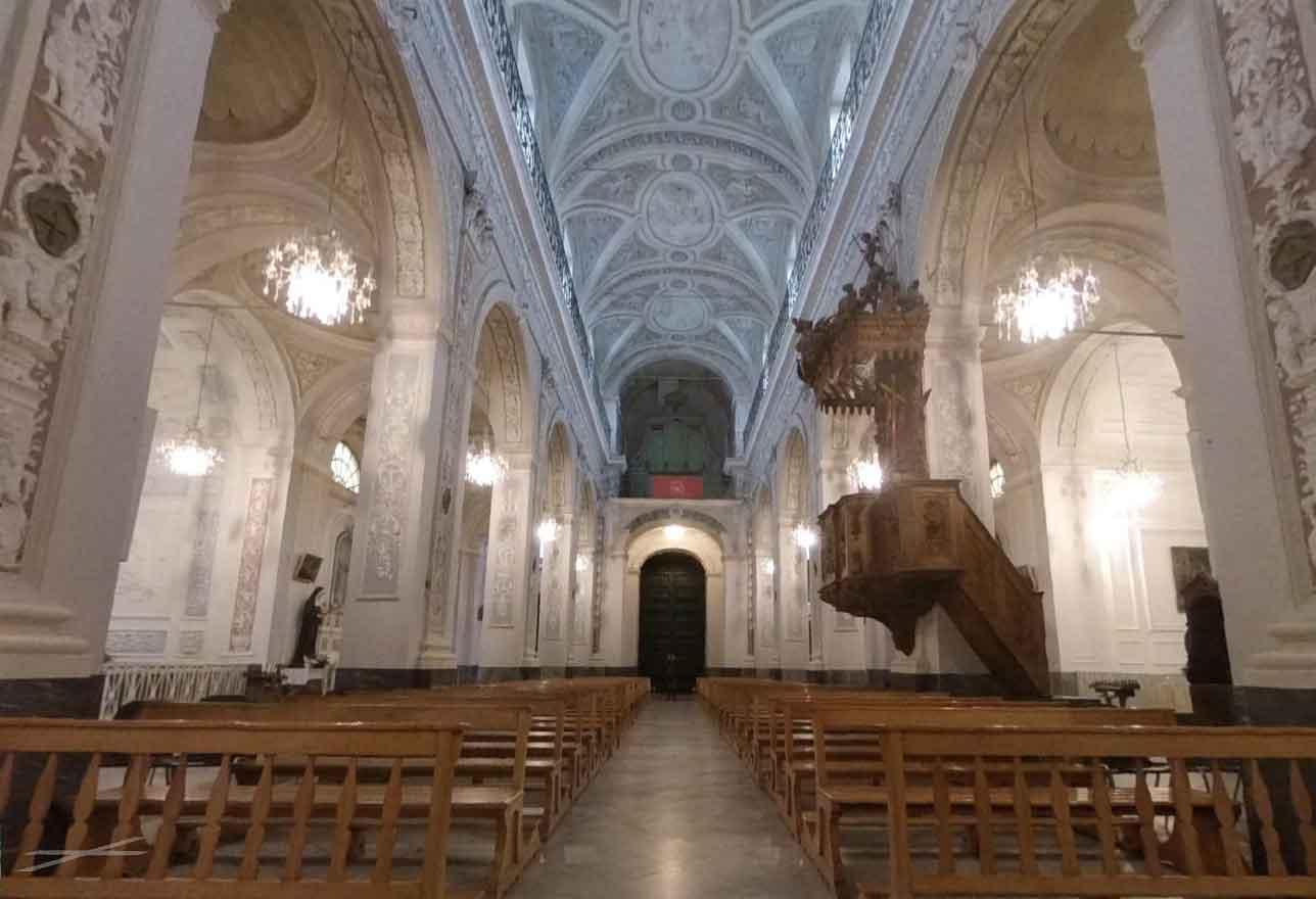Chiesa di San Giovanni Battista Monterosso Almo