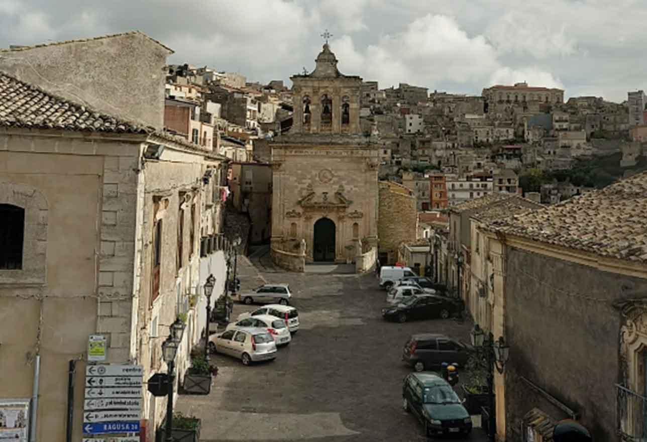 Santuario di Maria Santissima Addolorata Monterosso Almo
