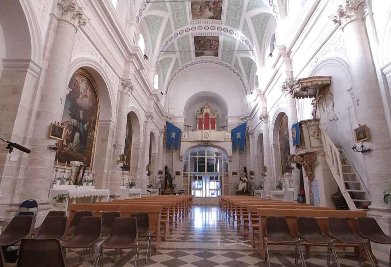 chiesa sant'antonio abate monterosso almo