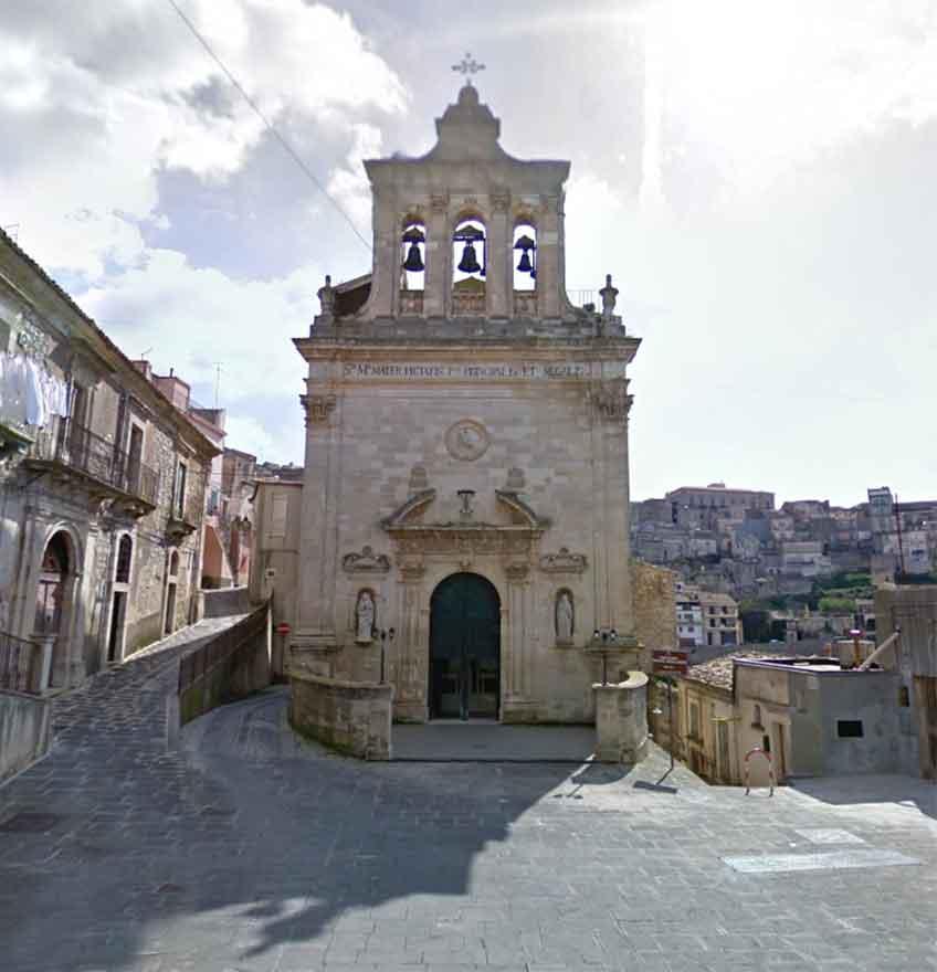 Santuario Diocesano dell'Addolorata Monterosso Almo