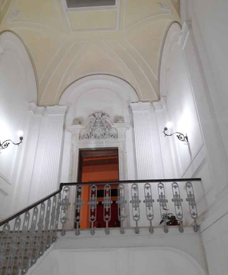 interni palazzo cocuzza
