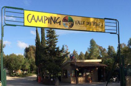 Camping Valle dei Templi Internazionale San Leone