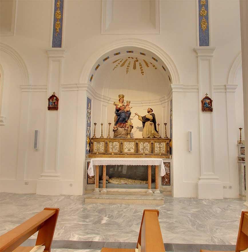 chiesa madre maria santissima sutera