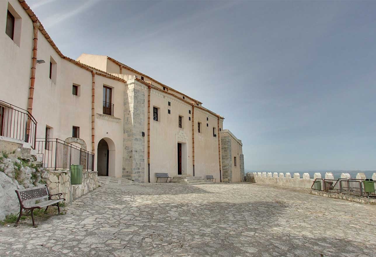 Santuario Diocesano San Paolino a Sutera