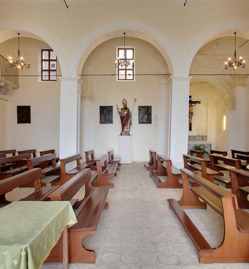 Santuario San Paolino Sutera