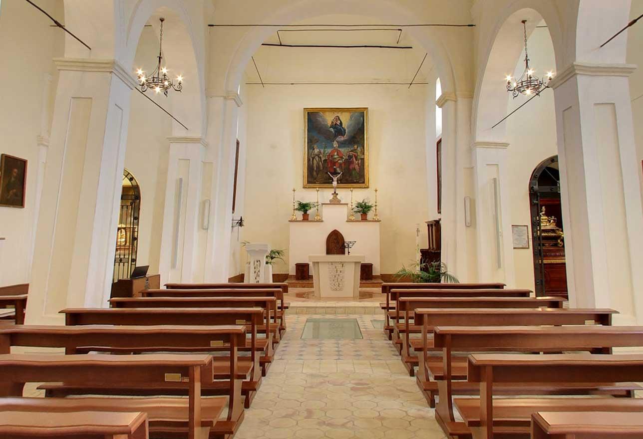 Santuario San Paolino a Sutera