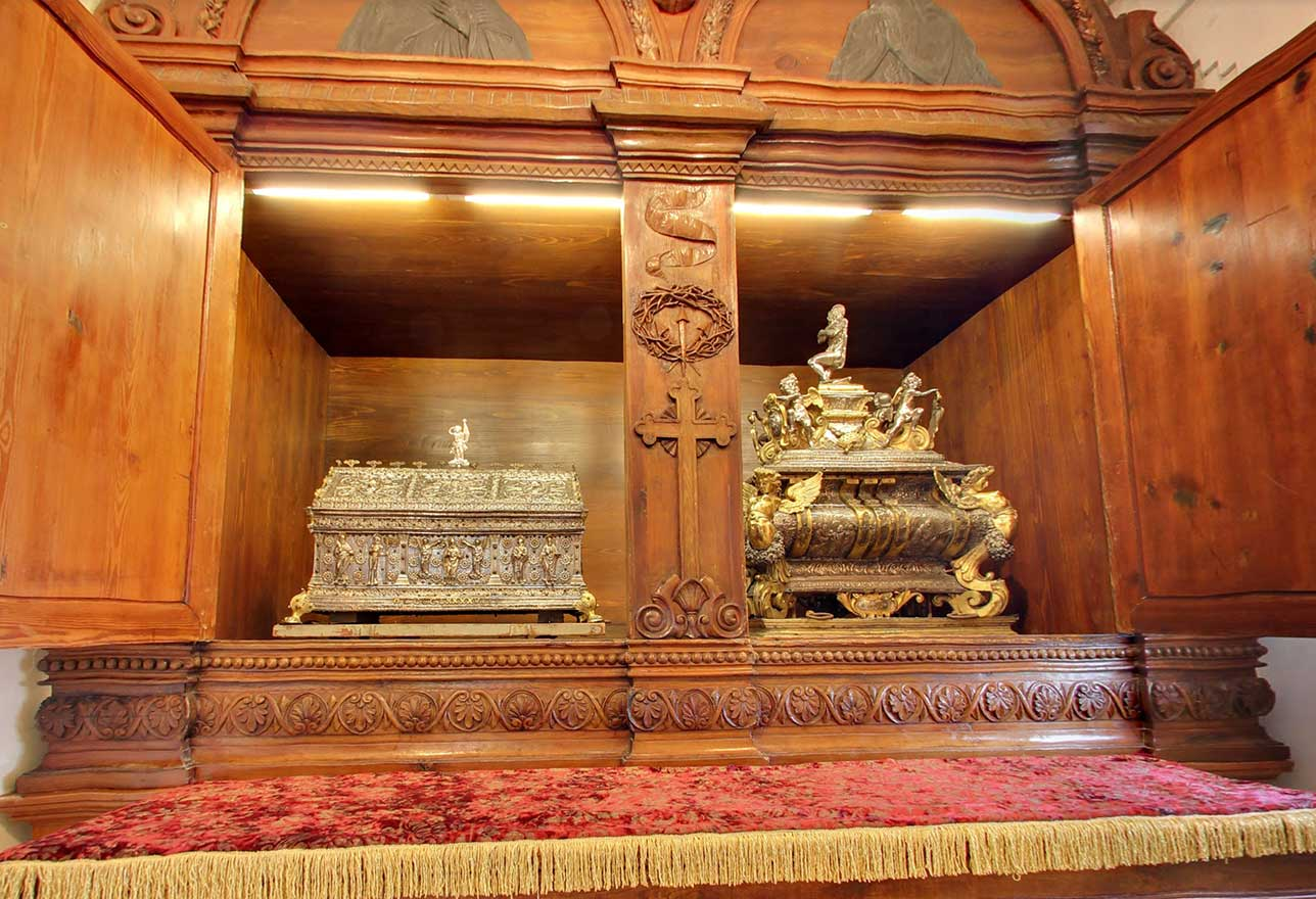Santuario Diocesano San Paolino di Sutera