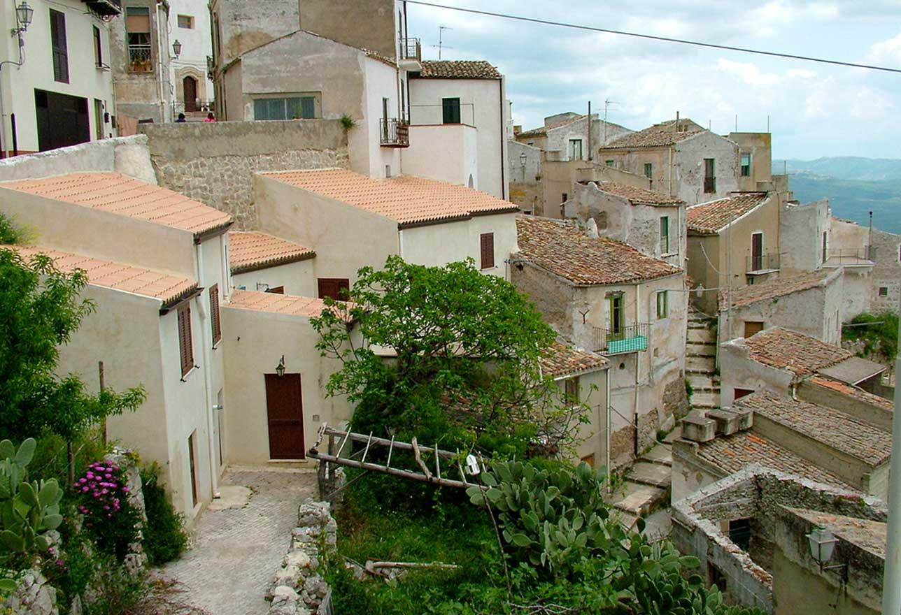 quartiere arabo sutera
