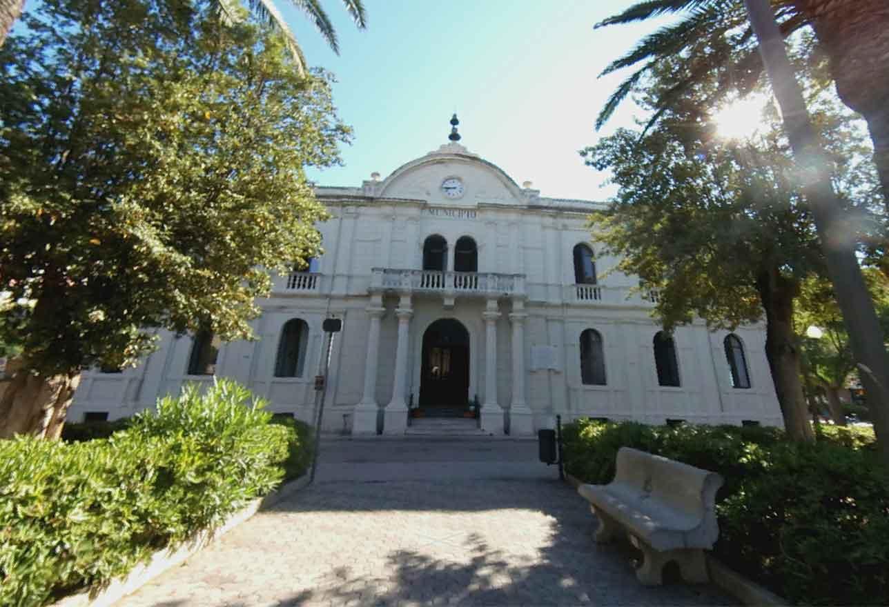 palazzo municipale capo d'orlando