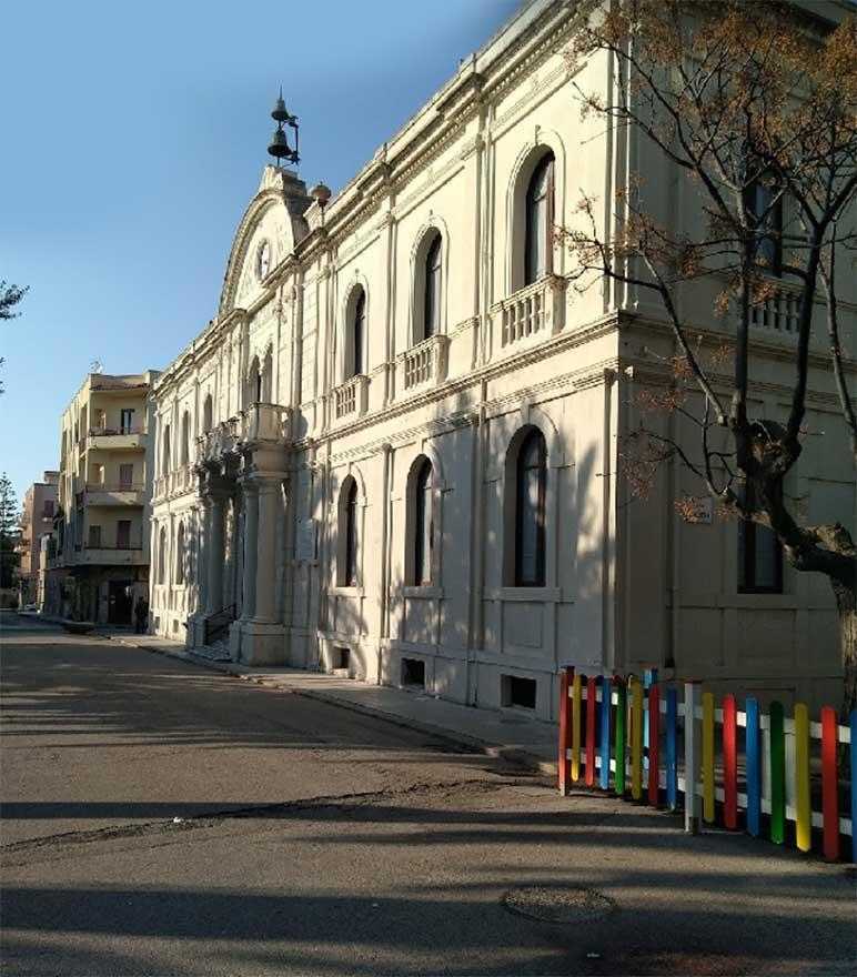 palazzo comunale di capo d'orlando