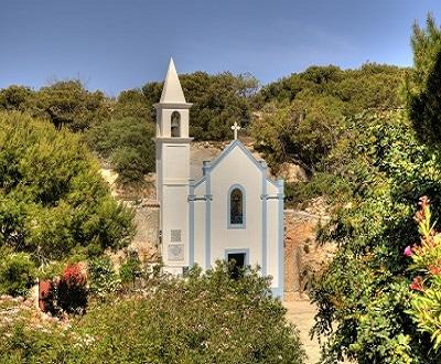chiesa della madonna di porto salvo lampedusa