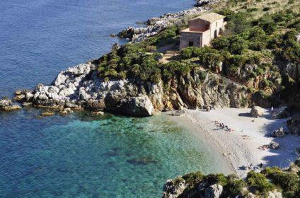 spiagge e calette riserva naturale dello zingaro