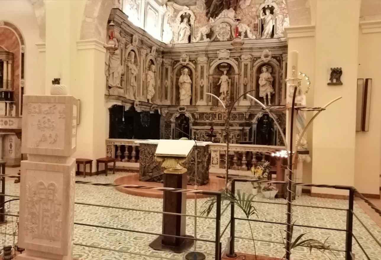cattedrale san vito lo capo
