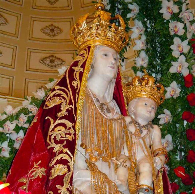 Festa della Madonna della Catena a Castiglione di Sicilia