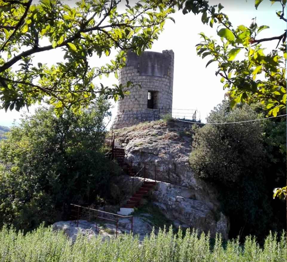 torre san vincenzo castiglione di sicilia
