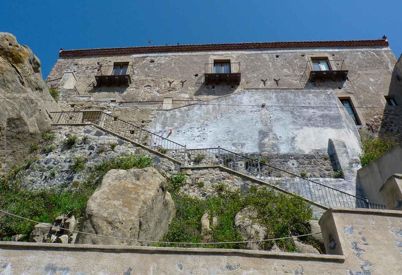 Castello Lauria Castiglione di Sicilia