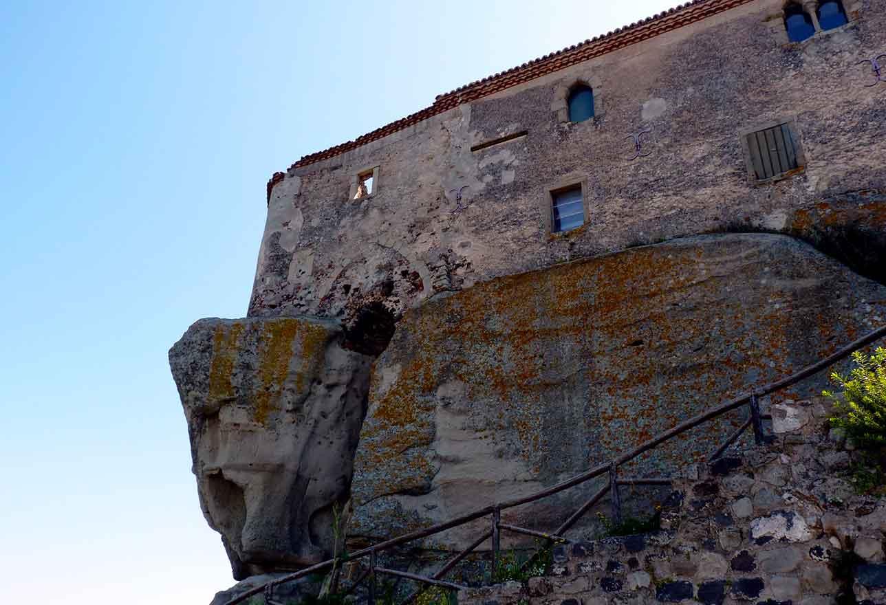 Castello Lauria di Castiglione di Sicilia