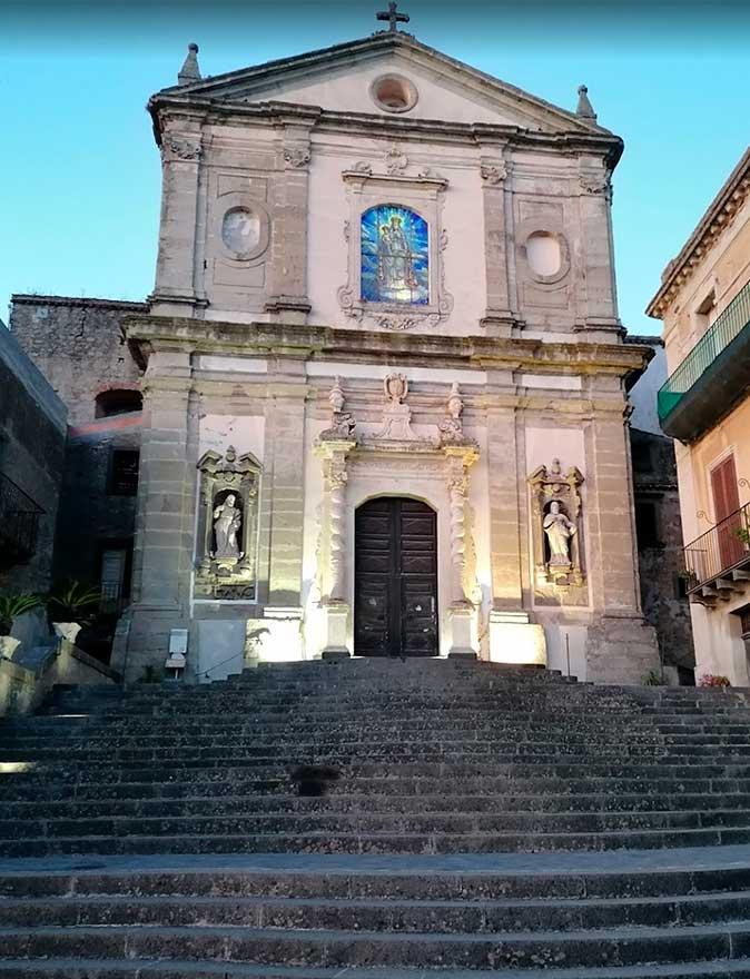 Chiesa Madre Castiglione di Sicilia