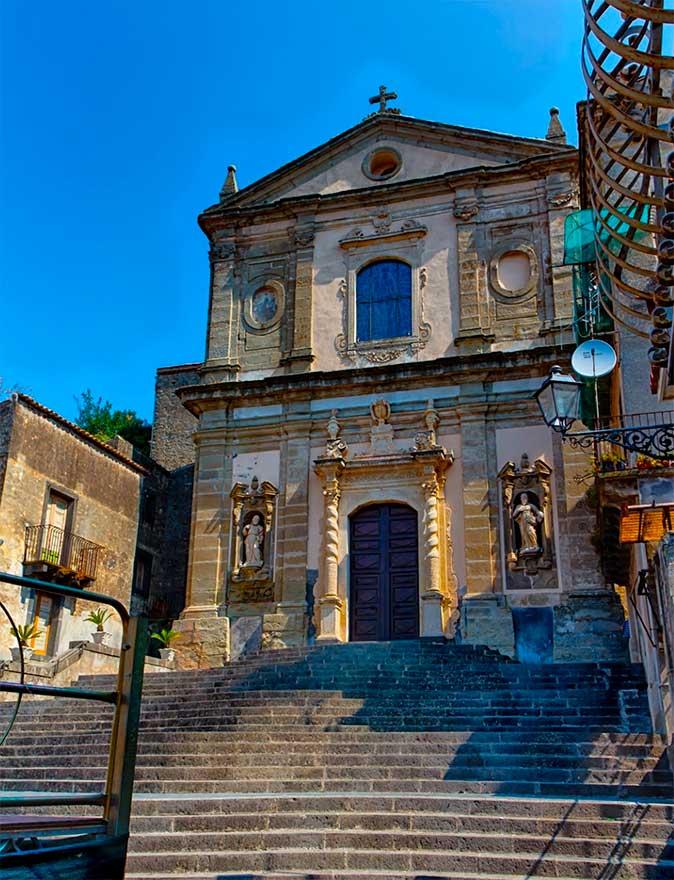 Basilica Maria Santissima della Catena Castiglione di Sicilia