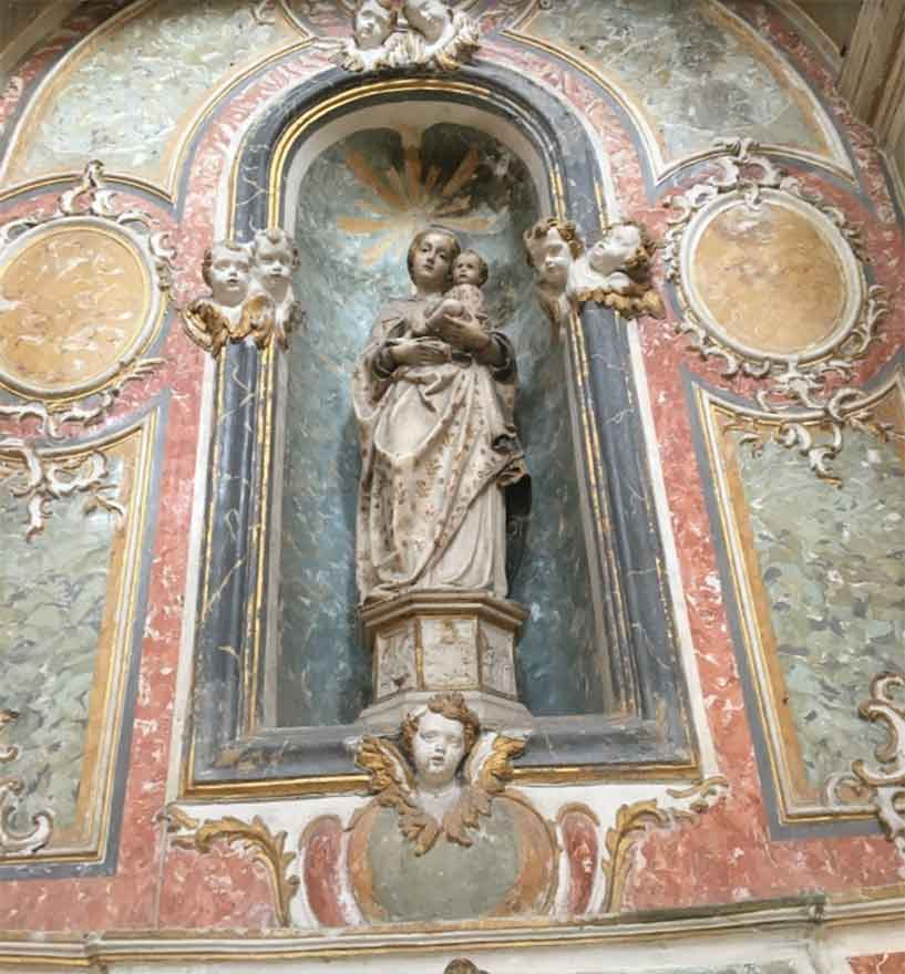 Santa Chiara a Noto