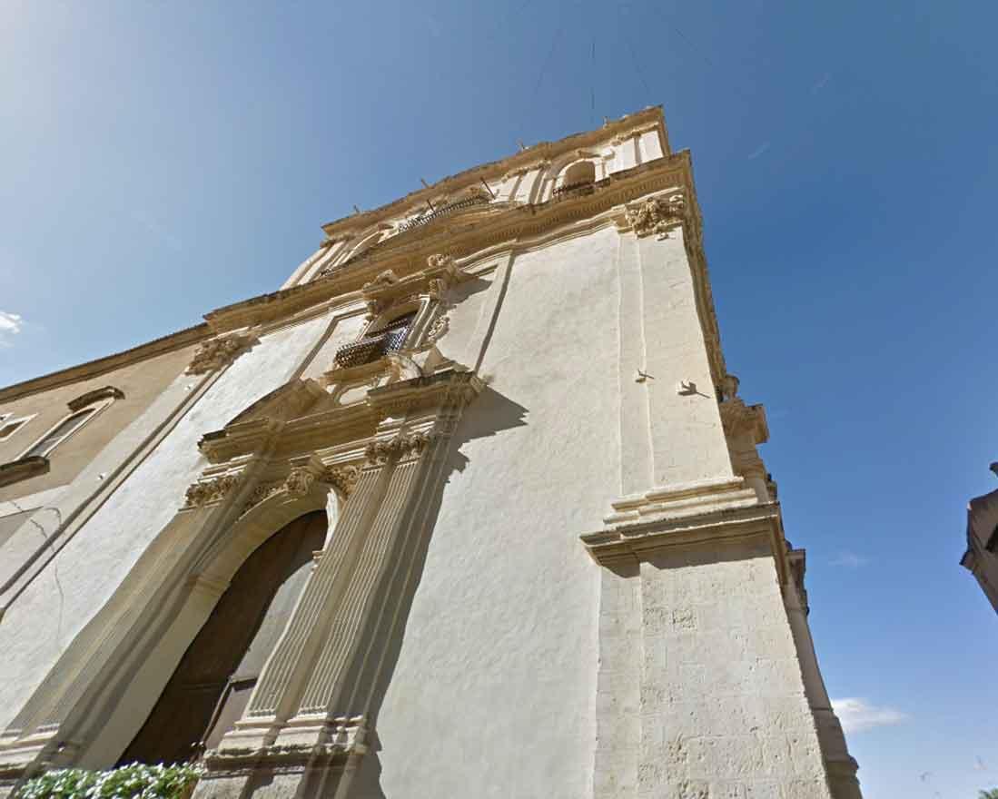 Chiesa di Santa Chiara a Noto
