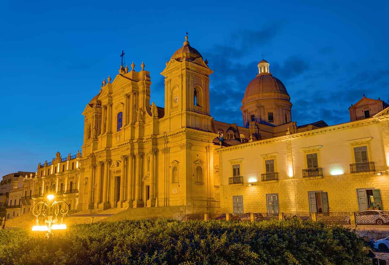 cattedrale di san nicolò noto